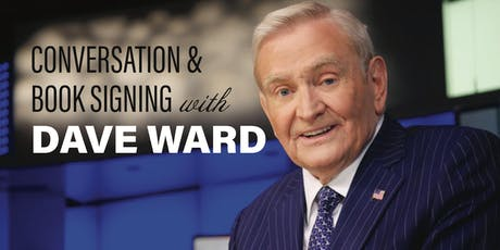 Conversation and Book Signing with Dave Ward tickets