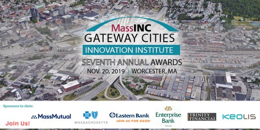 The Gateway Cities Innovation Awards and Luncheon