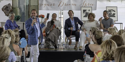 "Designer Dream Spree ""Exceptional Discoveries"" Panel Discussion"