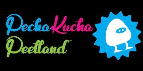 Pecha Kucha Peelland - 25 oktober 2019 tickets