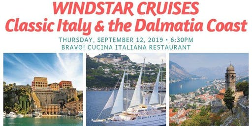 Discover Italy & Croatia with Windstar Cruises!