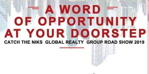 Indian Realty Group Road Show