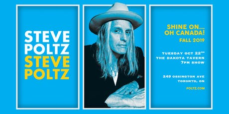 Steve Poltz tickets
