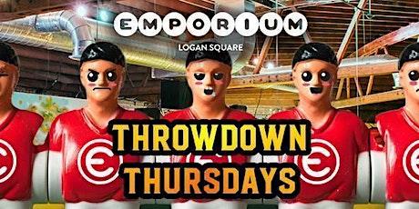 Thursday Night Foosball Tournaments tickets