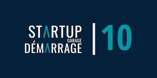 Rallye du Garage démarrage   Startup Garage Rally