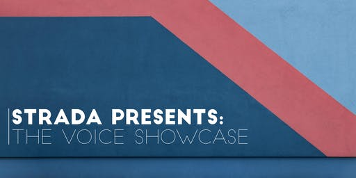 Strada Presents: The Voice Showcase