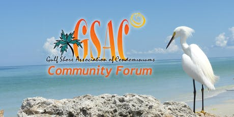 GSAC Community Forum - Growth & Quality of Life tickets