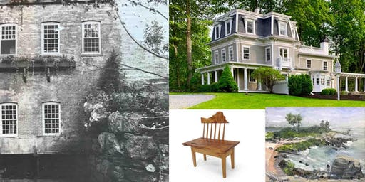 Haddam Historical Society House Tour October 2019