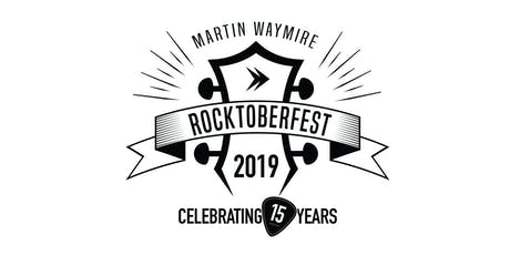 Rocktoberfest 2019 tickets