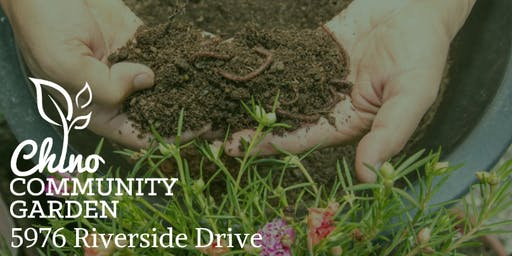 Community Garden Workshop-Mulch & Composting