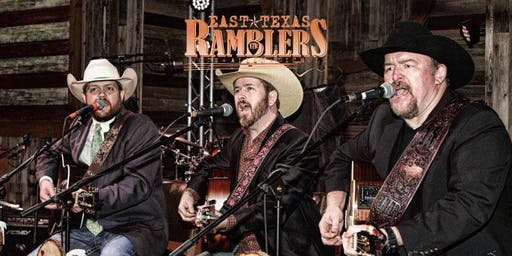 East Texas Ramblers and Friends honoring our First Responders