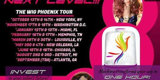 THE WIG PHOENIX TOUR (DETROIT, MI)