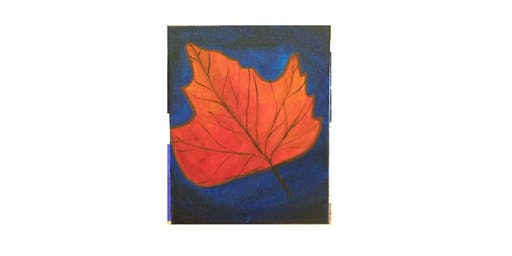 Fall Leaf | $10