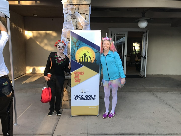 WCC Goblins & Ghouls Golf Tournament image