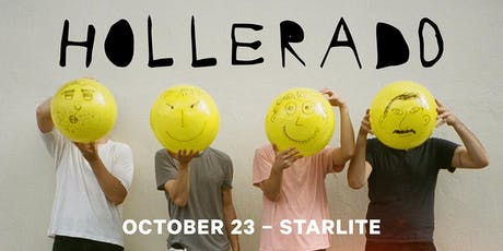 HOLLERADO tickets