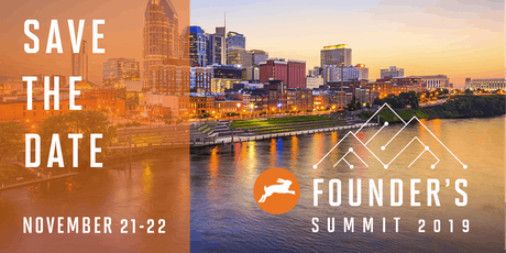 The Founder's Summit tickets