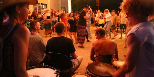 Boom Sexy: Crooked Lane Drum Circle and Dance Party III