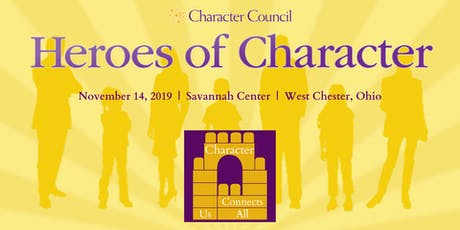 Heroes of Character Celebration tickets
