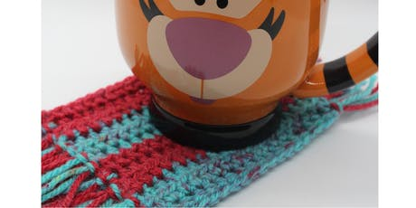 Rug for Your Mug Crochet Workshop tickets