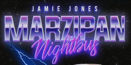 Jamie Jones's Marzipan Nightbus  tickets