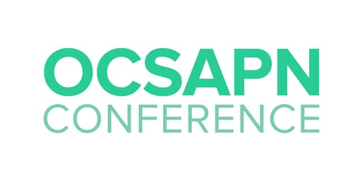 OCSAPN Conference 2019 - Exhibitor