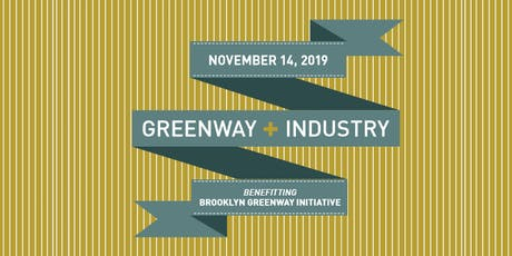 Greenway + Industry 2019 tickets