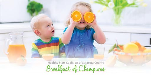 Breakfast of Champions 2019 Healthy Start Coalition Annual Meeting