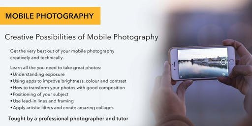 Mobile Photography Course