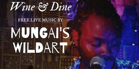 Afrikan Wine & Dine tickets