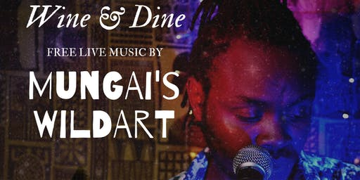 Afrikan Wine & Dine