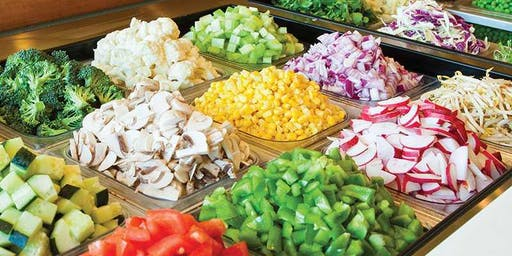 Family Dinner Night: Salad Bar