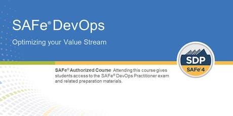 SAFe® DevOps Certification Training in Boston, MA tickets