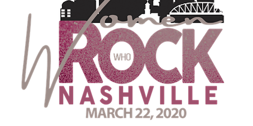 Women Who ROCK Nashville 2nd Annual Black-Tie Gala