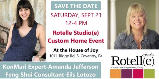 Annual Rotelle Studio(e) Custom Home Event