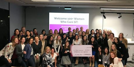 100+ Women Who Care SF – Q3 Meeting tickets