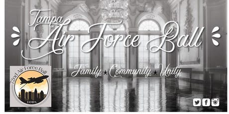 72nd Tampa Air Force Ball 2019 tickets