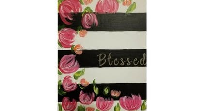 Blessed Paint Night is a BOGO Night tickets