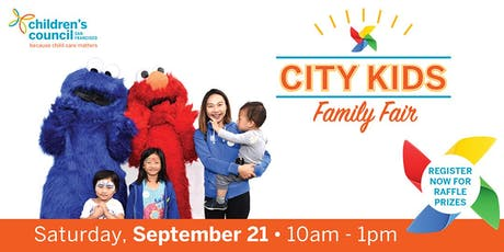 City Kids Family Fair, presented by Children's Council of San Francisco tickets