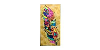 Hippie Feather   $20