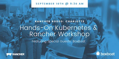 Rancher Rodeo Charlotte tickets