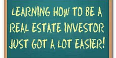 Free Real Estate Investor Orientation tickets