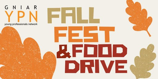GNIAR YPN Fall Festival & Food Drive