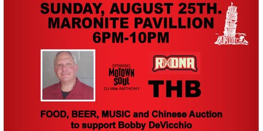 The Bobby DeVicchio Fundraiser Concert