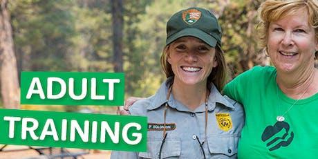 New Volunteer Training for Troop Administrators and Girl Program Mentors tickets