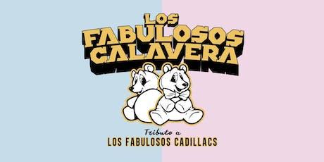 Tributo: Los Fabulosos Cadillacs en Yuma, AZ tickets