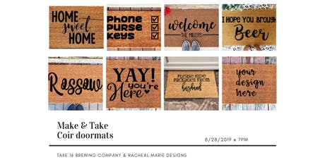 Make & Take Coir Doormat Workshop  tickets