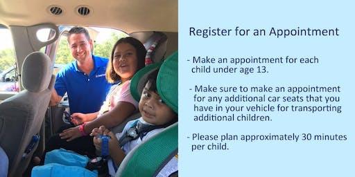Car Seat Checkup - Bryan