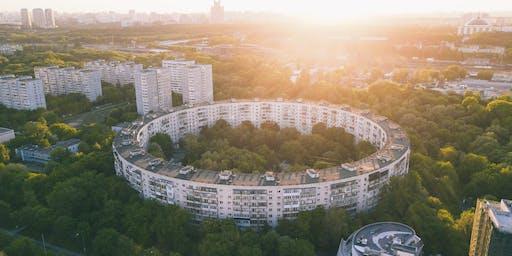 Imagine A World...  Where You Live In A Garden City