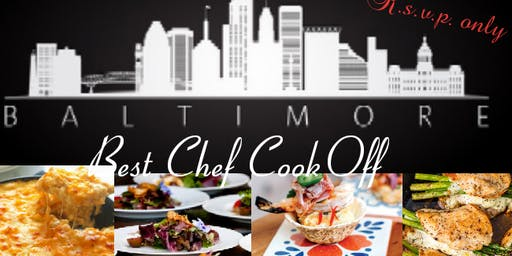 Baltimore Best Chef Cook-off