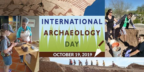 International Archaeology Day 2019 tickets